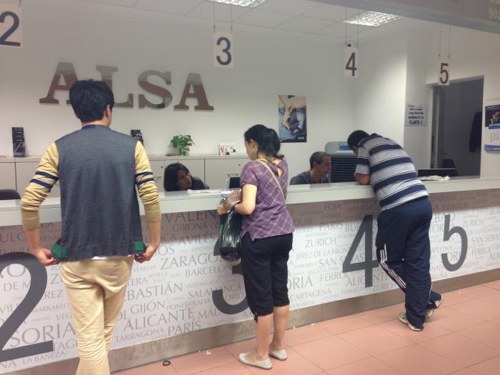 ALSA counters