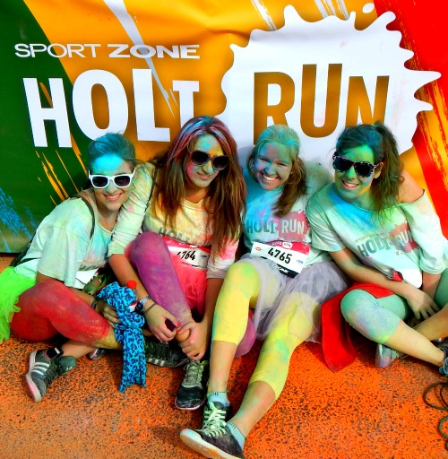 Holi Run Madrid
