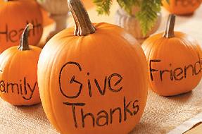 A Spanish Thanksgiving