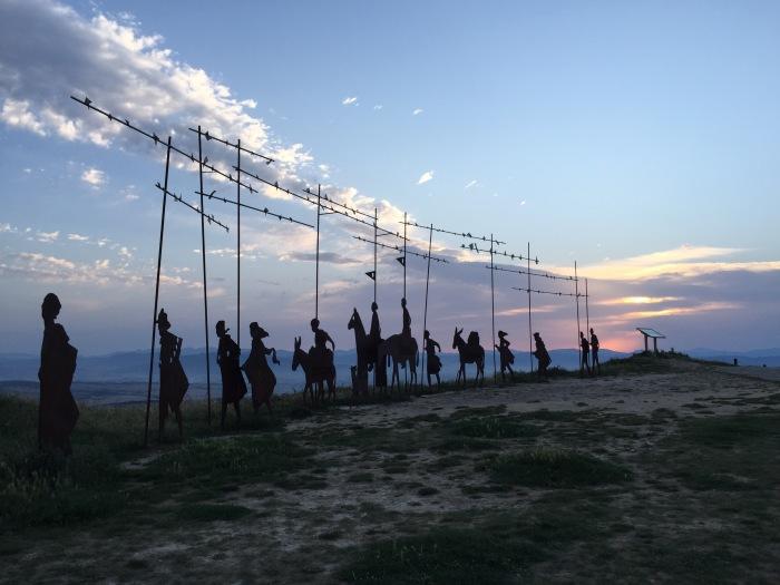 Camino de Santiago (Camino Francés): Week1